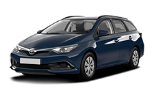 Prix TOYOTA AURIS TOURING SPORTS MY17