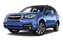 Collaborateur SUBARU FORESTER