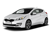Collaborateur KIA PRO_CEE'D COUPE