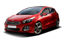 Collaborateur KIA CEE'D MY18
