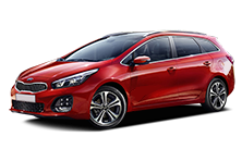 Collaborateur KIA CEE'D SW MY18