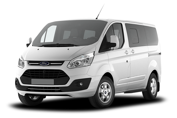 Collaborateur FORD TOURNEO CUSTOM SHUTTLE