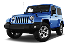 Collaborateur JEEP WRANGLER