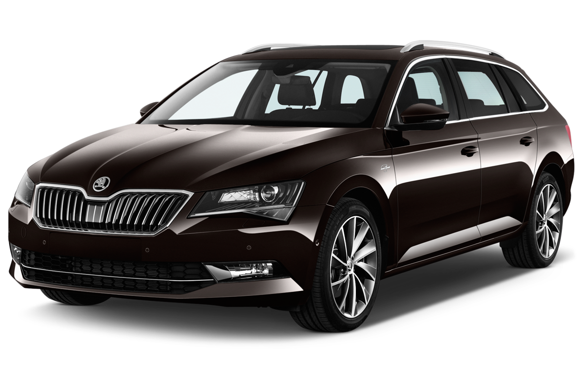 Collaborateur SKODA SUPERB COMBI